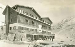 Hotel Candanchú años 30