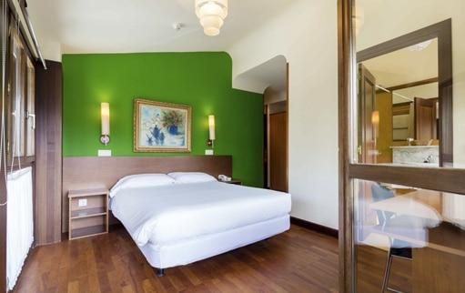 Habitación 101 Hotel Candanchú