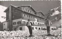 Hotel Candanchú años 50