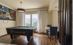 Salón billar Hotel Candanchú