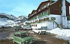Hotel Candanchú años 80