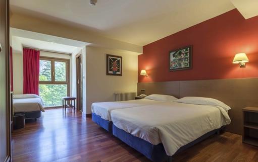Habitación 103 Hotel Candanchú